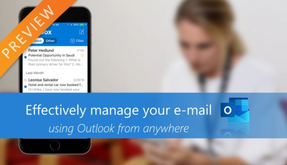 Effectively manage your email_preview | © Storyals